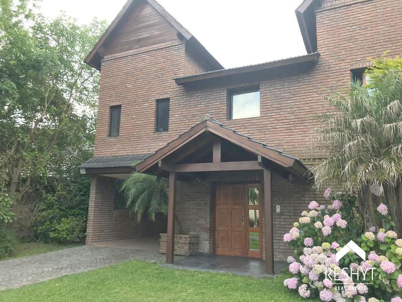 Foto Casa en Alquiler temporario en  Pilar Del Lago,  Countries/B.Cerrado  CLUB DE CAMPO PILAR DEL LAGO - PILAR