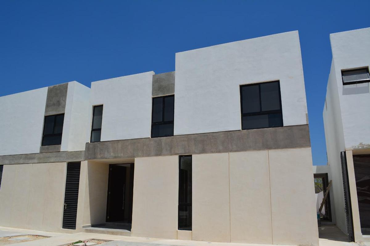 Foto Casa en Venta en  Pueblo Cholul,  Mérida  PALTA 152 | MODELO F | CHOLUL