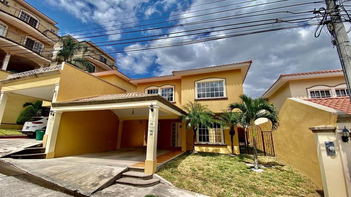 Foto Casa en condominio en Renta en  Villas del Molino,  Tegucigalpa  Casa disponible en alquiler en Residencial Villas el Molino