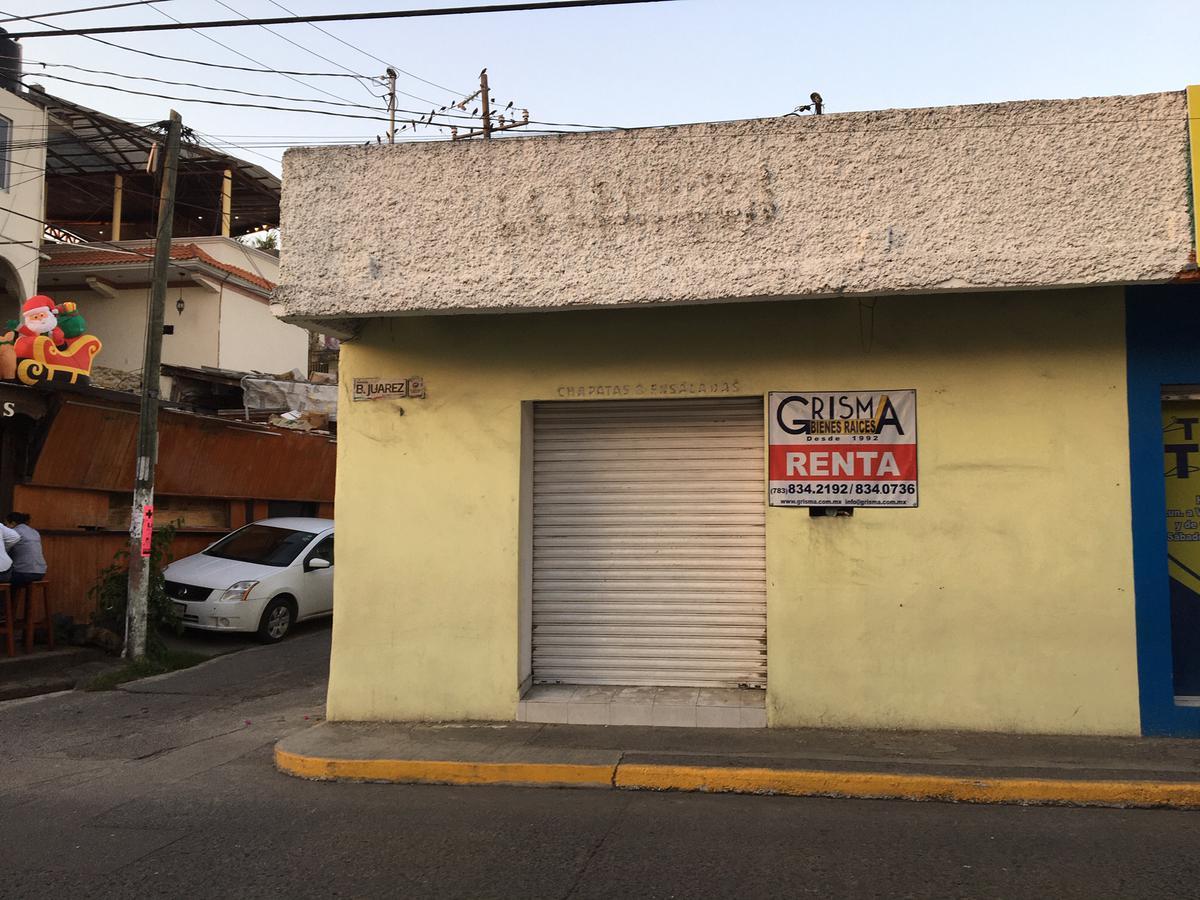 Foto Local en Renta en  Centro,  Tuxpan  LOCAL COMERCIAL EN A. JUÁREZ