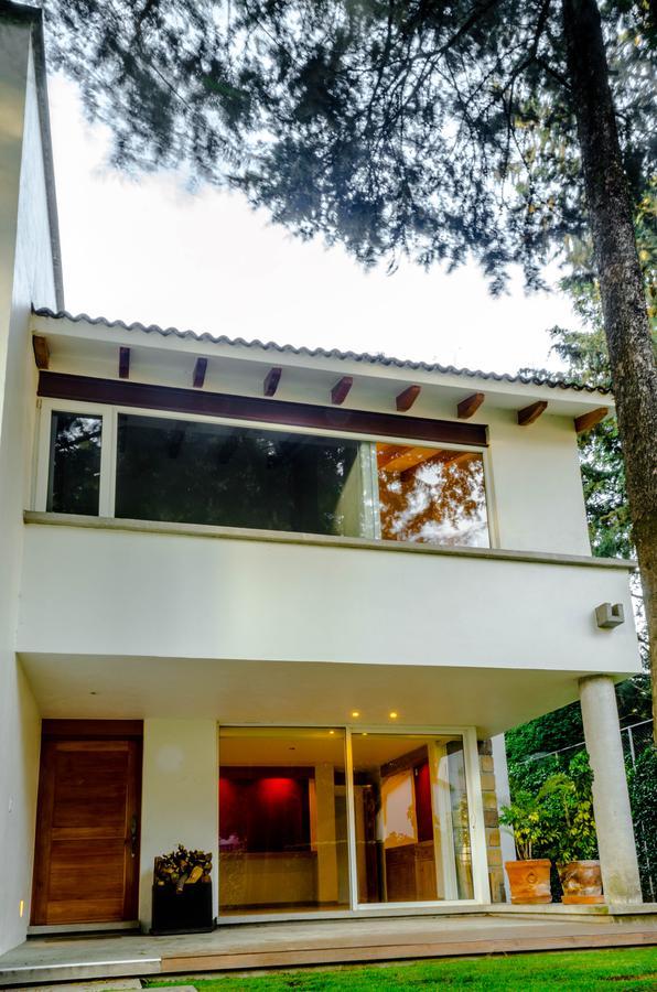 Foto Casa en condominio en Renta en  Ex-hacienda Jajalpa,  Ocoyoacac  Casas en Renta en el Estado de México