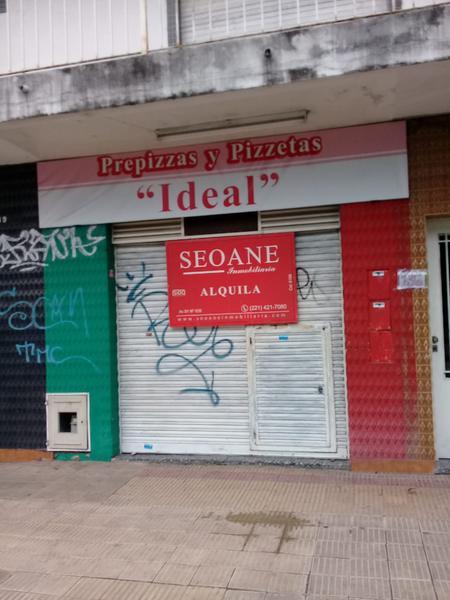 Foto Local en Alquiler en  La Plata ,  G.B.A. Zona Sur  Plaza 19 de Noviembre entre 25 y 44