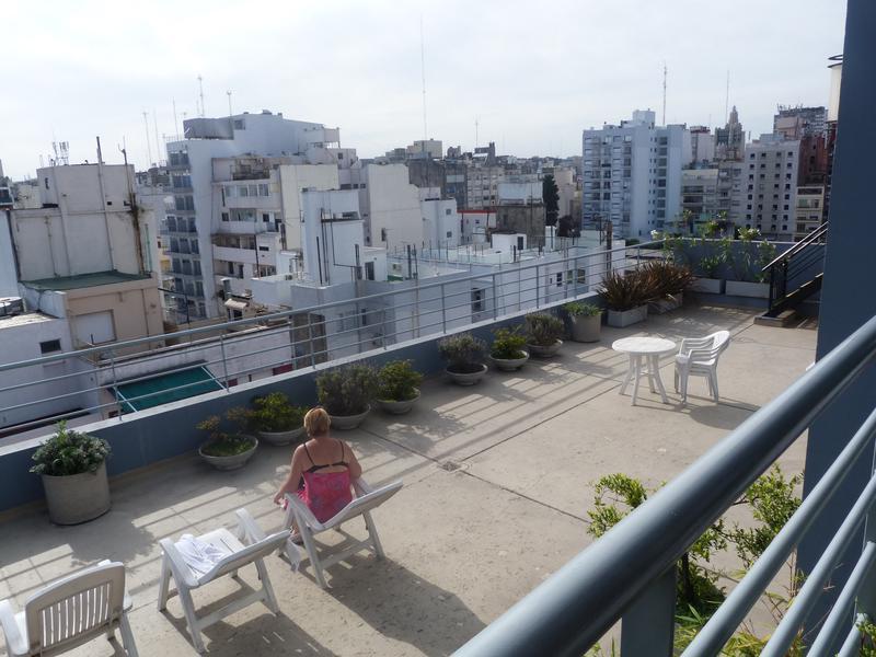 Foto Departamento en Alquiler temporario en  Monserrat,  Centro (Capital Federal)  Salta al 500