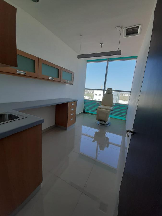 Foto Local en Renta en  Fraccionamiento Altabrisa,  Mérida  Torre Cenit Piso 8 Consul.811