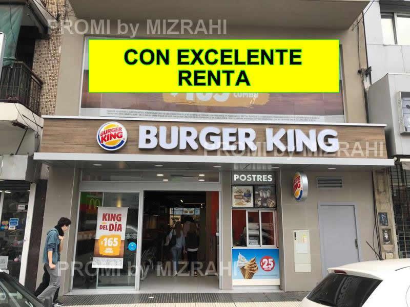 Foto Edificio Comercial en Venta en  Palermo ,  Capital Federal  Av. Corrientes  al 5200