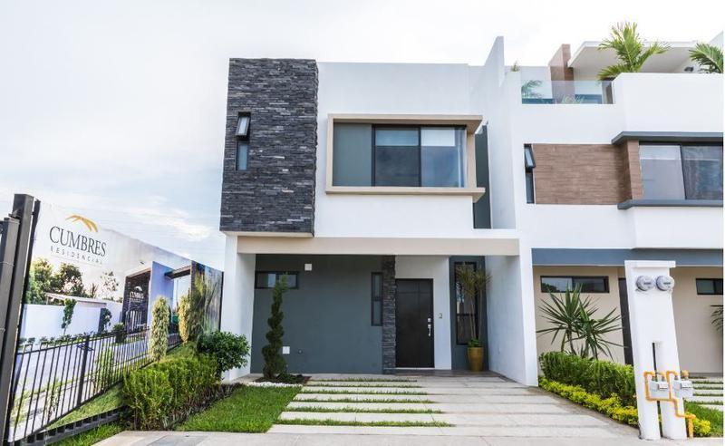 Foto Casa en Venta en  Ejido San Jose Novillero,  Boca del Río   Fracc. Cumbres Residencial, San Jose Novillero, Ver. - Casa en venta.