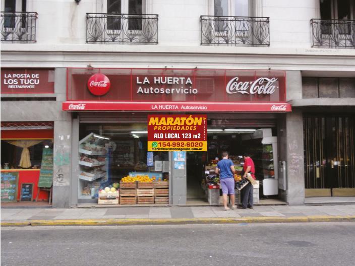 Foto Fondo de Comercio en Alquiler en  Centro (Capital Federal) ,  Capital Federal  Esmeralda al 900