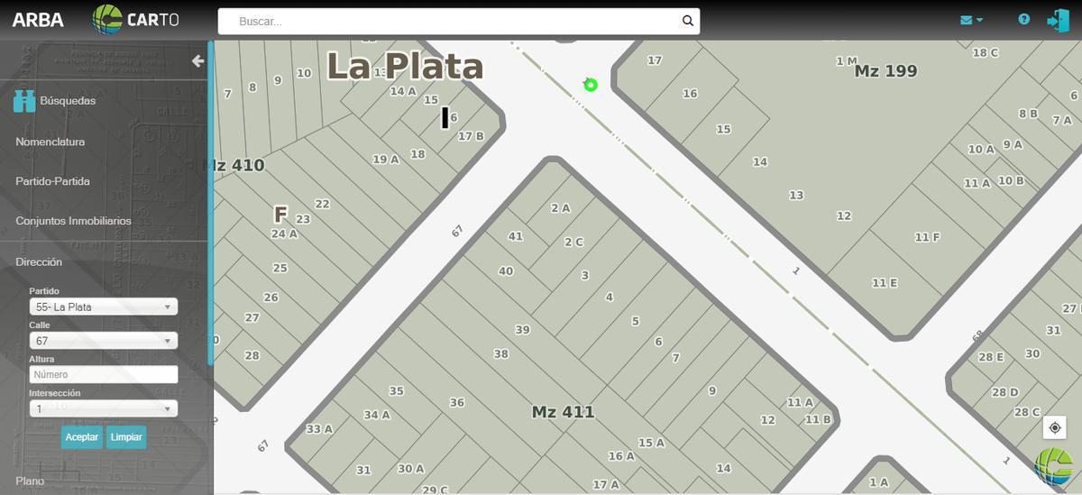 Foto Oficina en Venta en  La Plata ,  G.B.A. Zona Sur  67 E/ 1 y 2