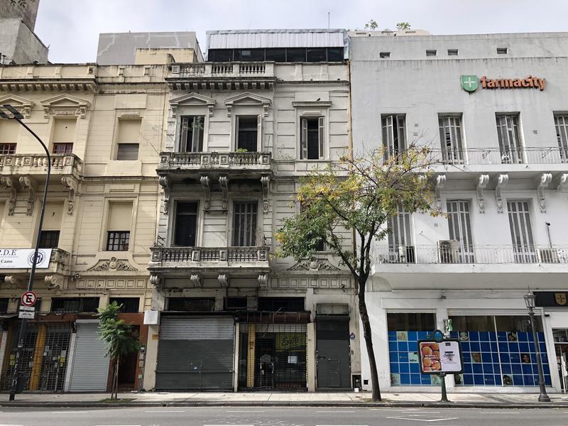 Foto Edificio Comercial en Venta en  Monserrat,  Centro (Capital Federal)  Entre Rios al 100