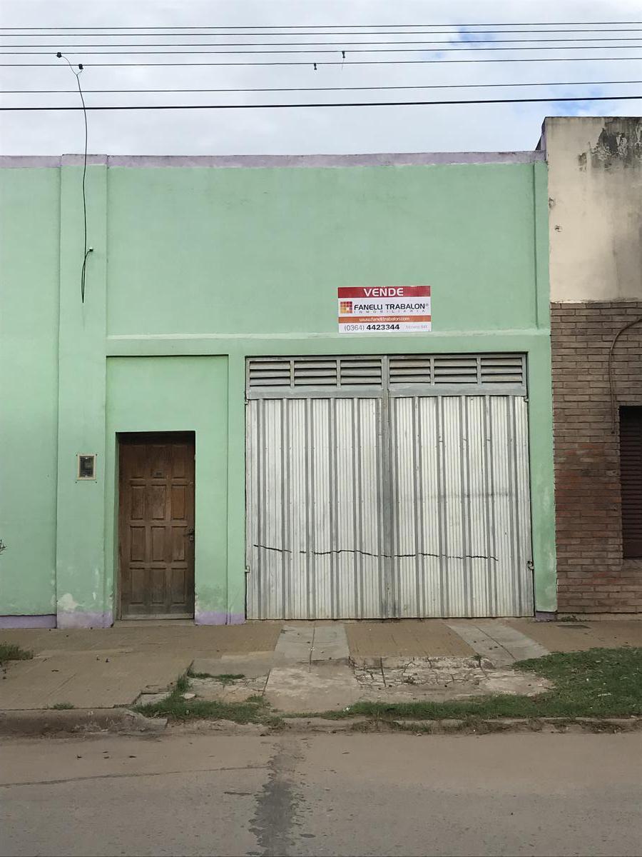 Foto Casa en Venta en  Centro,  Presidencia Roque Saenz Peña  Urquiza al 500