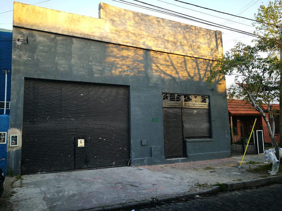 Foto Galpón en Venta en  Beccar,  San Isidro  Posadas 812 Beccar