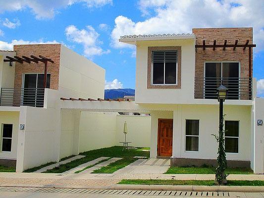 Foto Casa en condominio en Venta en  Las Uvas,  Tegucigalpa  Casa Modelo Utila - 3 habitaciones y 2.5 baños