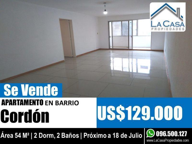 Foto Apartamento en Venta en  Cordón ,  Montevideo  Juan Antonio Rodriguez 1400