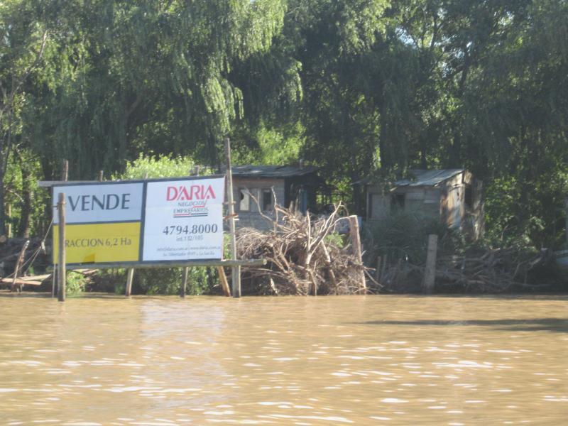 Foto Terreno en Venta en  Tigre,  Tigre  Río Lujan 0