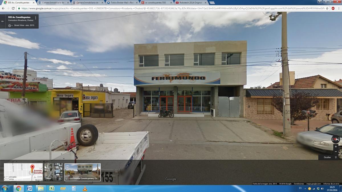 Foto Departamento en Venta en  Escalante ,  Chubut  Av Constituyentes al 555 - Planta Alta
