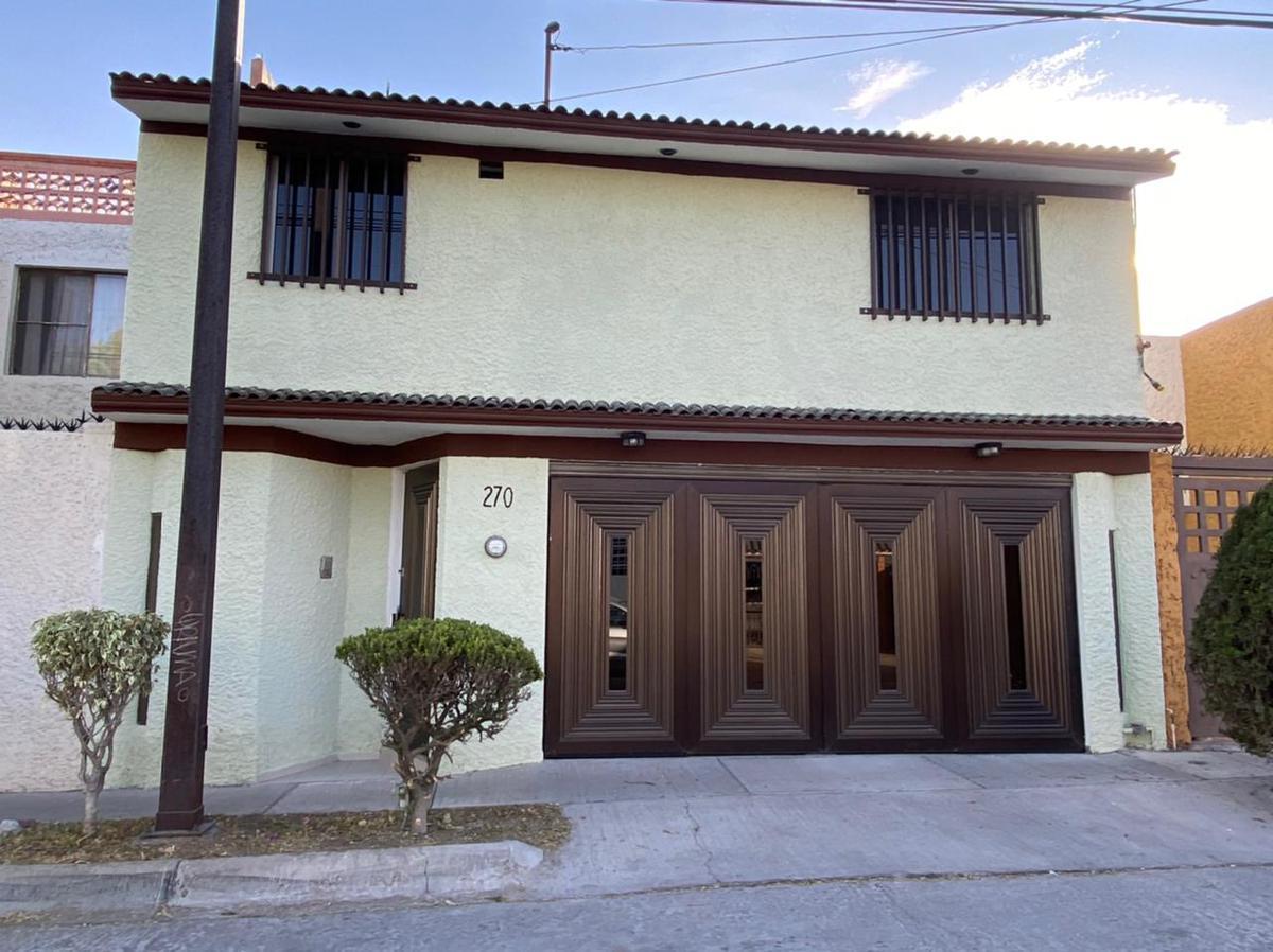 Foto Casa en Renta en  San Luis Potosí ,  San luis Potosí  CASA CON O SIN MUEBLES  EN RENTA EN LOMAS 3A SECCION, SAN LUIS POTOSI