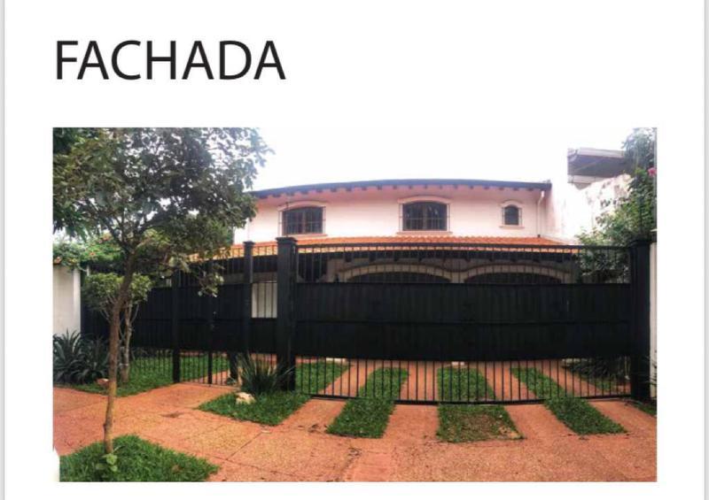 Foto Casa en Alquiler en  Mburucuya,  Santisima Trinidad  Zona Universidad Nacional de Derecho