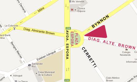 Foto Local en Alquiler en  Adrogue,  Almirante Brown  DIAG. ALTE BROWN 1407 esquina PLAZA ESPORA