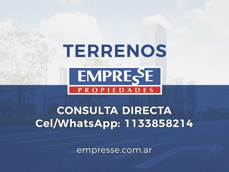 Foto Terreno en Venta en  Saavedra ,  Capital Federal  melian al 4600