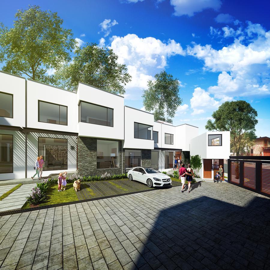 Foto Casa en condominio en Venta en  El Rosario,  Coyoacán  Casa en Venta - Spazio Coyoacán ll - Casa 10