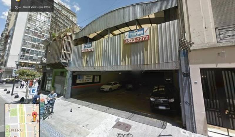 Foto Terreno en Venta en  Centro (Capital Federal) ,  Capital Federal  Suipacha 800