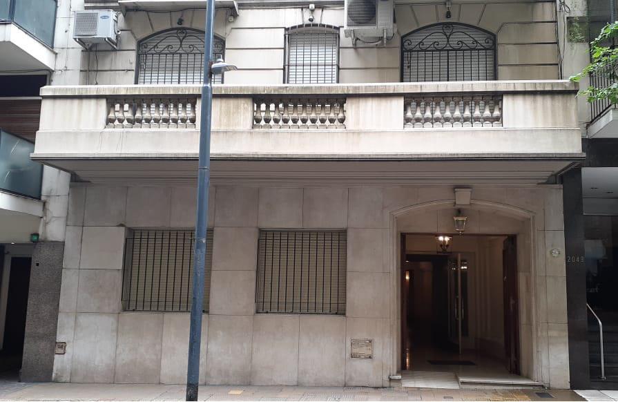 Foto Departamento en Venta en  Recoleta ,  Capital Federal  Rodriguez Peña al 2000 piso 4