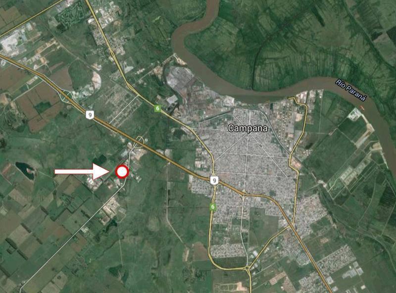 Foto Depósito en Alquiler en  Campana ,  G.B.A. Zona Norte  Camino Provincial 14 morejon 1