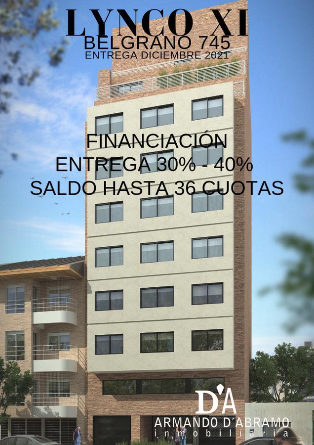 Foto Departamento en Venta en  Capital ,  Neuquen  BELGRANO 745 Mono Ambiente 34m2