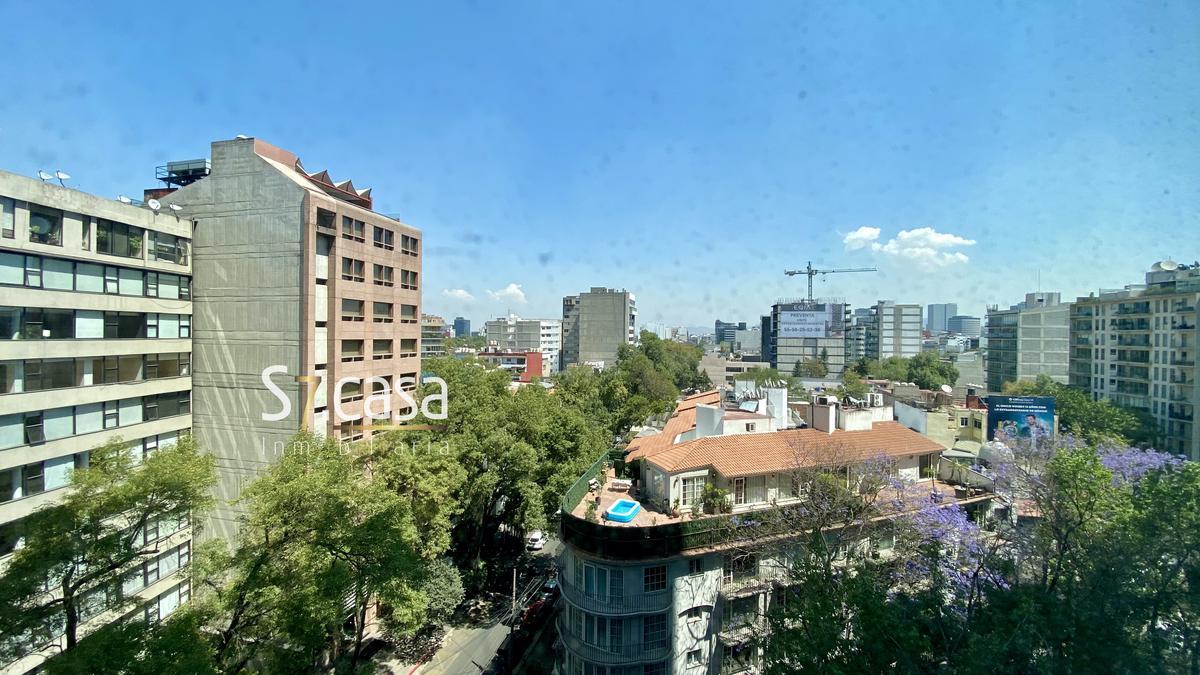 Foto Departamento en Renta en  Polanco,  Miguel Hidalgo  Departamento en renta, en Campos Eliseos Polanco.