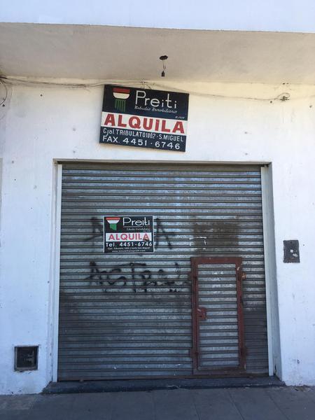 Foto Local en Alquiler en  Jose Clemente Paz,  Jose Clemente Paz  René Favaloro al 4800