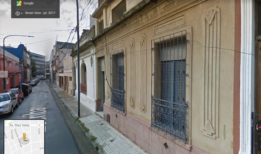 Foto Terreno en Venta en  Caballito ,  Capital Federal  ESCRIBANO 66/Apto construccion