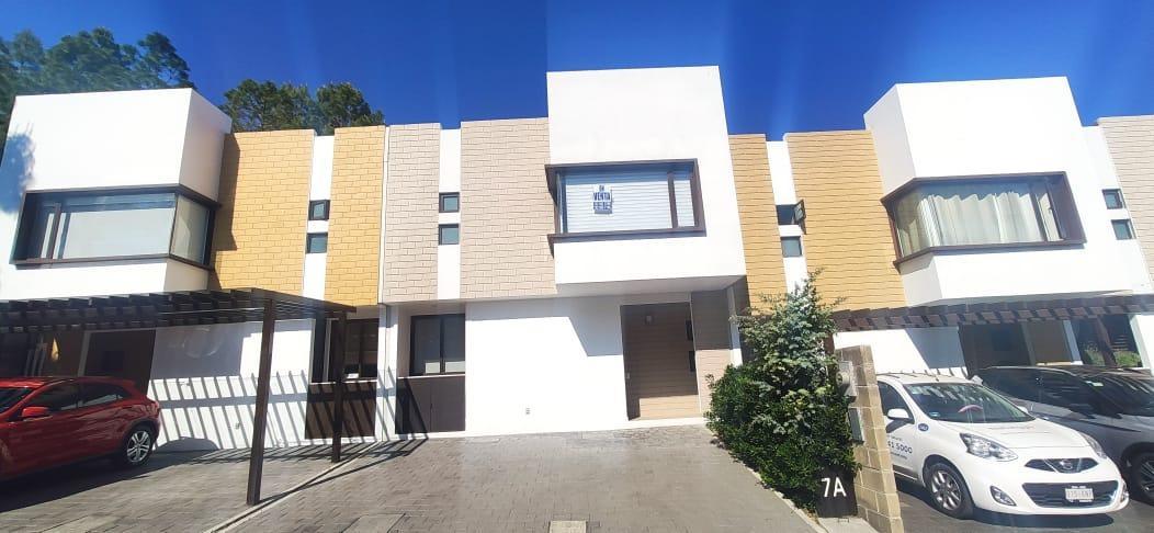 Foto Casa en condominio en Venta en  Juárez (Los Chirinos),  Ocoyoacac  Venta de Casa Nueva en Vista Bosques, Conjunto Fresno, Ocoyoacac