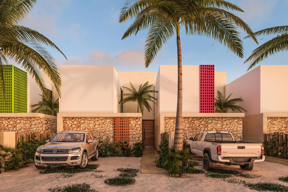 Foto Casa en Venta en  Pueblo Chicxulub Puerto,  Progreso  Villas en Chicxulub