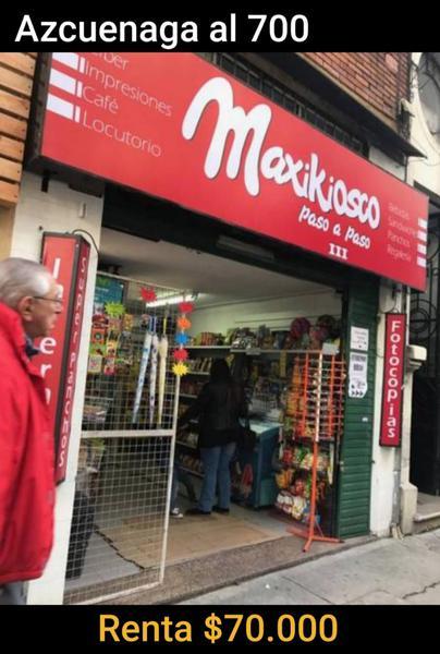 Foto Local en Venta |  en  Barrio Norte ,  Capital Federal  Azcuenaga al 700
