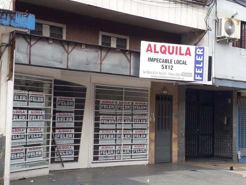 Foto Local en Alquiler en  Centro,  San Miguel De Tucumán  24 de Septiembre al 100