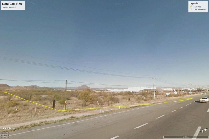 Foto Campo en Venta en  Laderas de San Guillermo,  Aquiles Serdán  Terreno en Carretera