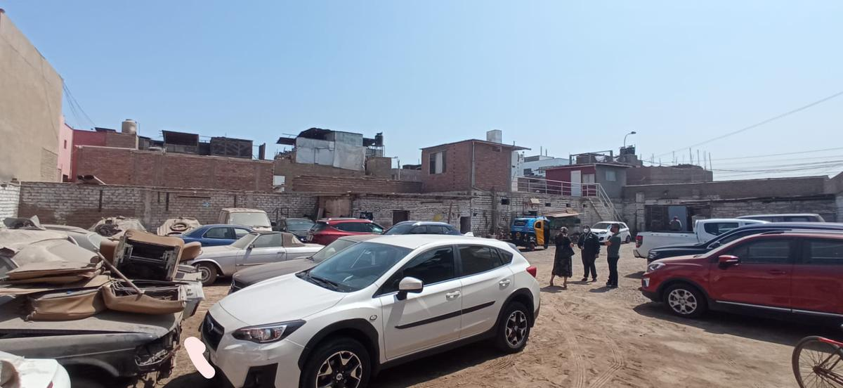 Foto Terreno en Venta en  Barranco,  Lima  Jiron Pedro Heraud