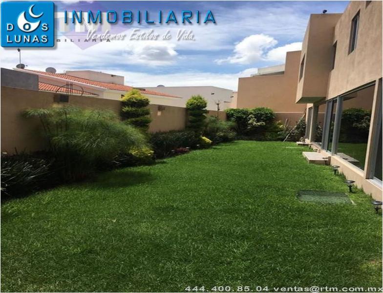 Alquiler de Casa 3 recamaras en San Luis Potosí Villantigua