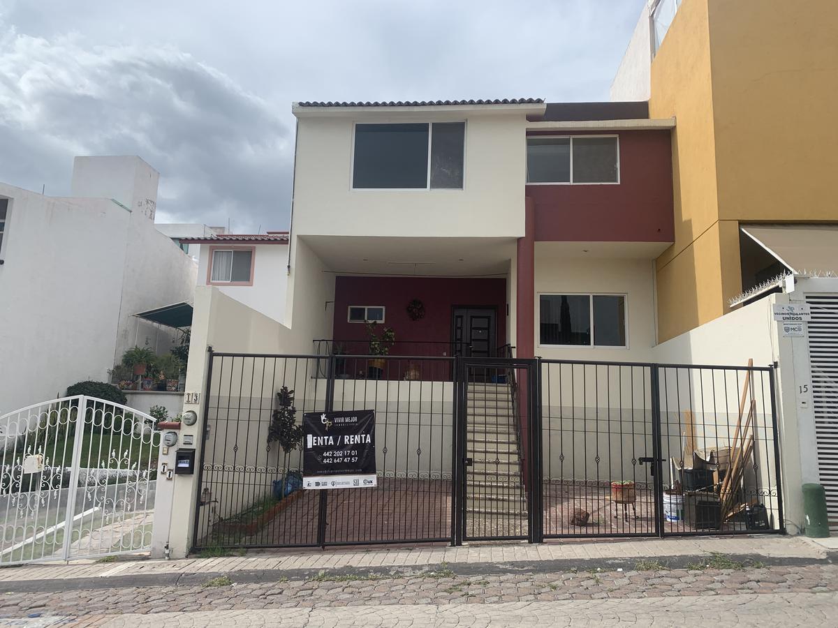 Foto Casa en Renta en  Fraccionamiento Milenio,  Querétaro  CASA EN RENTA FRACCIONAMIENTO MILENIO lll QRO. MEX.