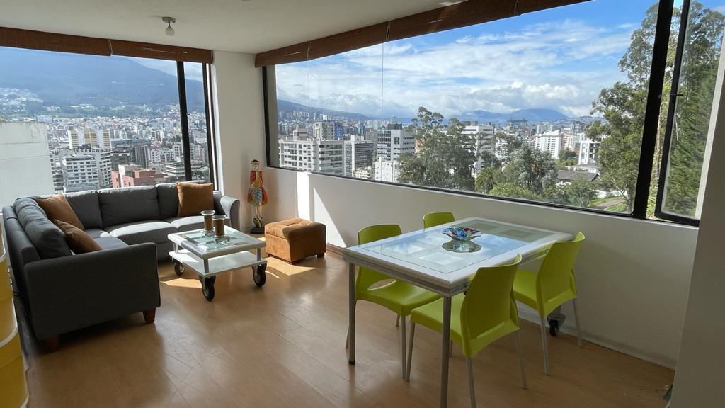 Foto Departamento en Alquiler en  Centro Norte,  Quito  RENTA QUITO, CORUÑA,LINDO  DEPARTAMENTO CON O SIN MUEBLES, LINDA VISTA