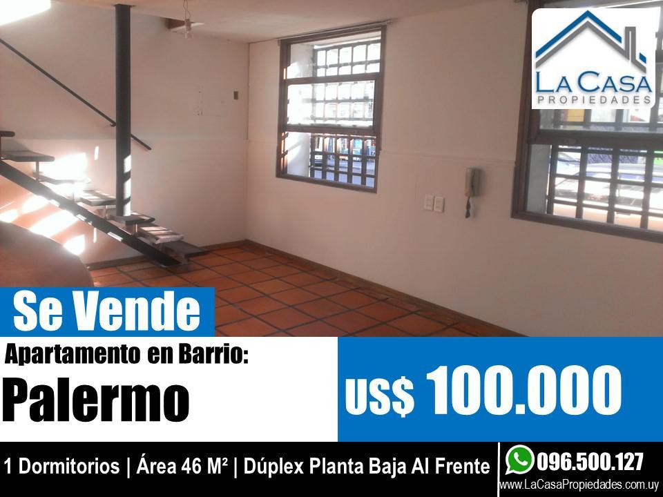 Foto Apartamento en Venta en  Palermo ,  Montevideo  Barrios Amorin al 1100