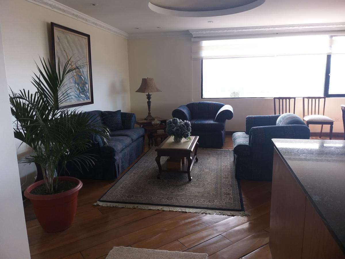 Foto Departamento en Venta en  Quito ,  Pichincha  EL BOSQUE
