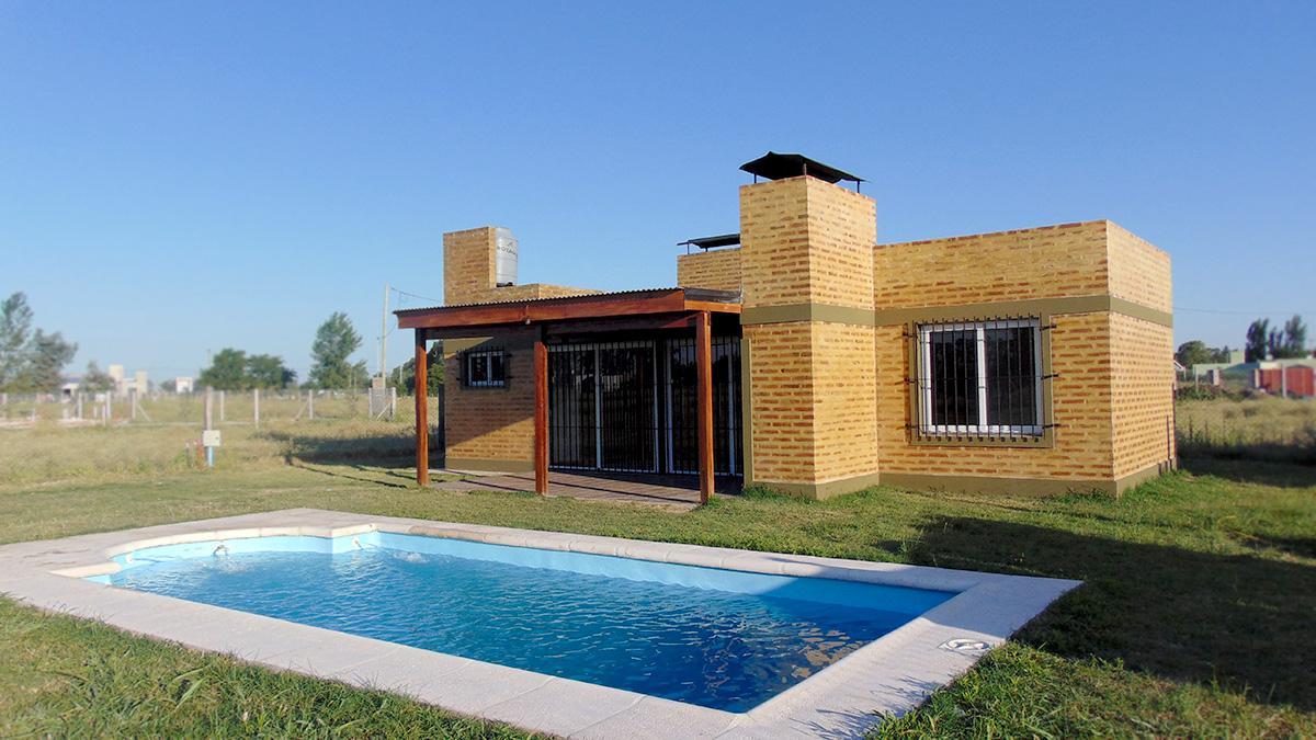 Foto Casa en  en  General Pico,  Maraco  Calle 361 - Frente al Colegio Los Caldenes (Pago Norte)