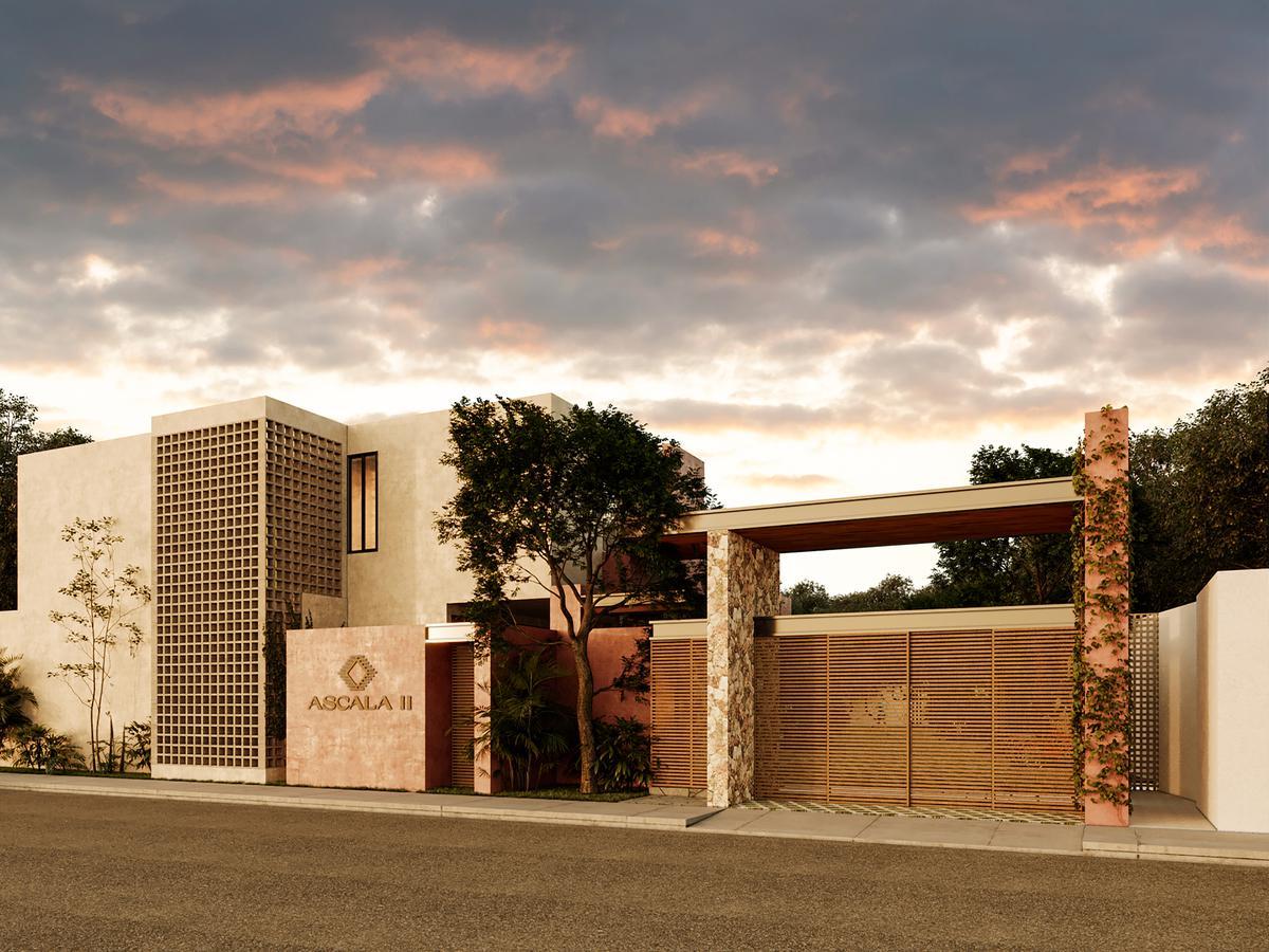 Foto Casa en Venta en  Pueblo Temozon Norte,  Mérida  Casa venta Temozon Norte, Merida, dos Plantas y Alberca