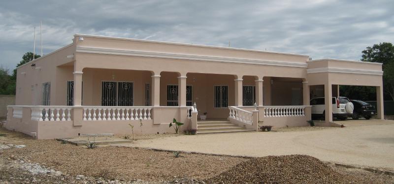 Foto Casa en Venta en  Hacienda Xcunya,  Mérida  CASA UNA PLANTA FRACCIONAMIENTO VILLAS XCANATUN  Carr. Progreso - Xcunyá