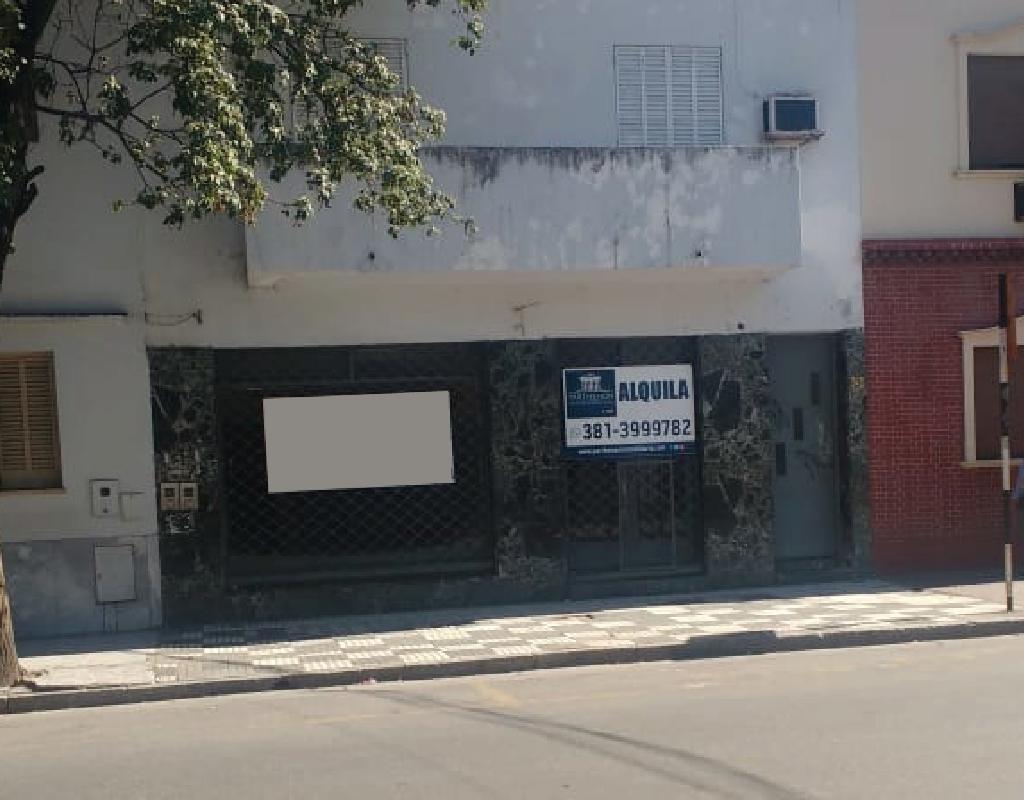 Foto Local en Alquiler en  San Miguel De Tucumán,  Capital  CRISOSTOMO ALVAREZ al 900