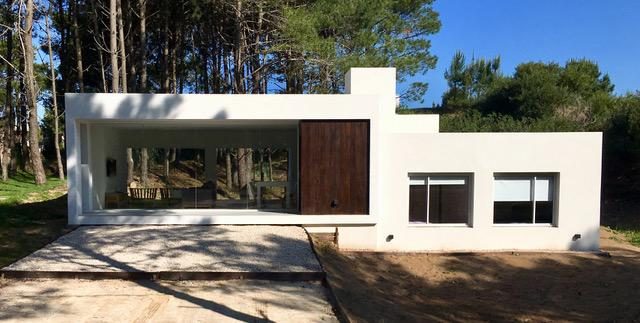 Foto Casa en Alquiler temporario en  Costa Esmeralda,  Punta Medanos  Deportiva al 313