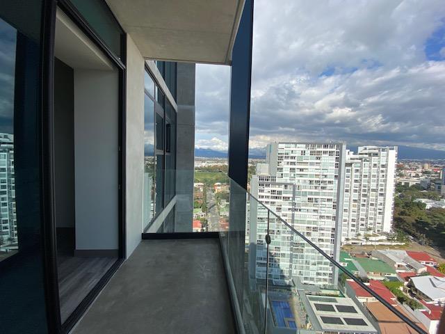 Foto Departamento en Renta en  Mata Redonda,  San José  Nunciatura / Apartamento de 2 habitaciones / Vistas / Seguridad / Ubicación / Confort
