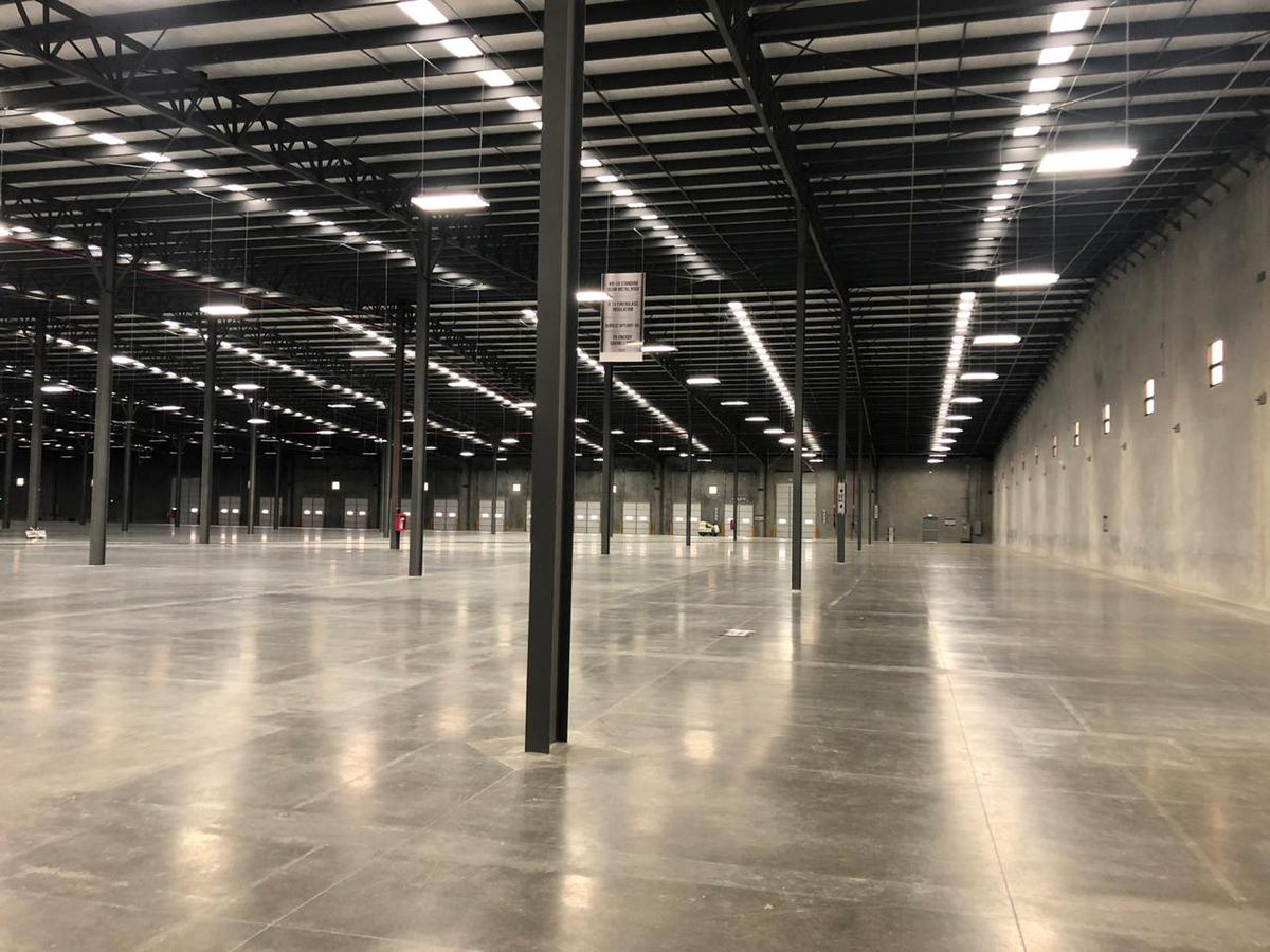 Foto Nave Industrial en Renta en  Tijuana,  Tijuana  RENTAMOS NUEVA Y EXCELENTE NAVE INDUSTRIAL 5,400 mts2 ó 58,125 pies2  PiBaj