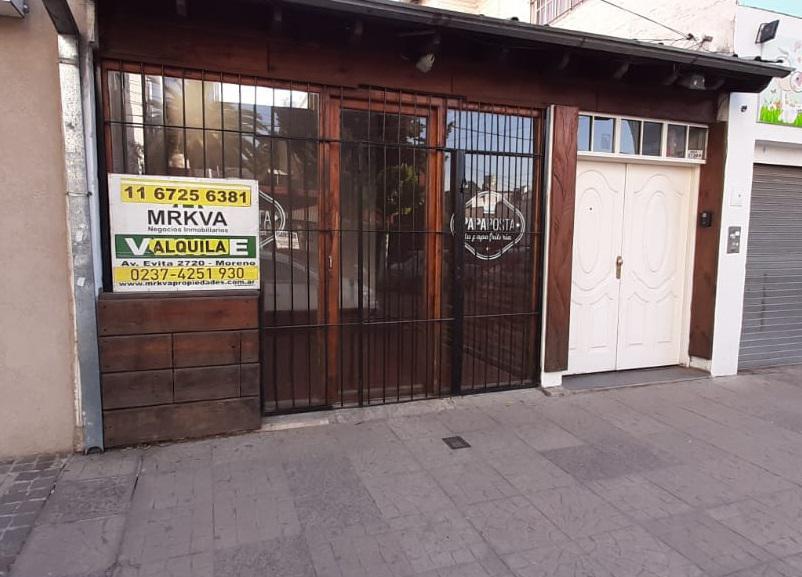 Foto Local en Alquiler en  Centro (Moreno),  Moreno  ALQUILA Local en Moreno centro Merlo entre Belgrano y España